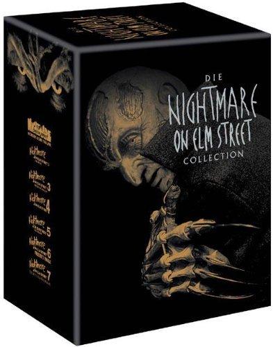 Nightmare On Elm Street Box
