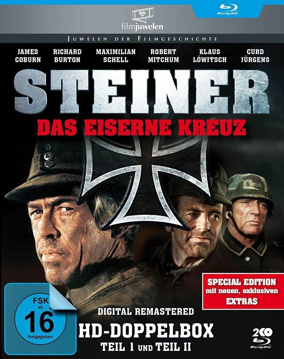 Steiner Das Eiserne Kreuz Film In Voller Länge