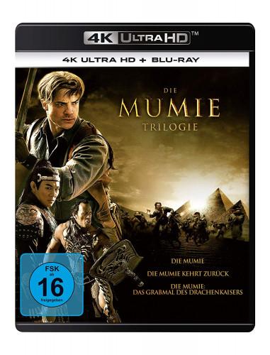Die Mumie 4 Kinostart
