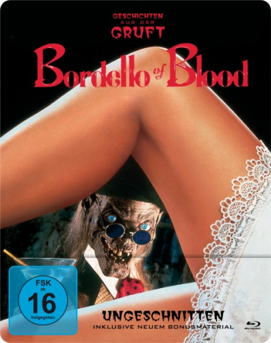 Bordello of Blood - Steelbook [Blu-ray]