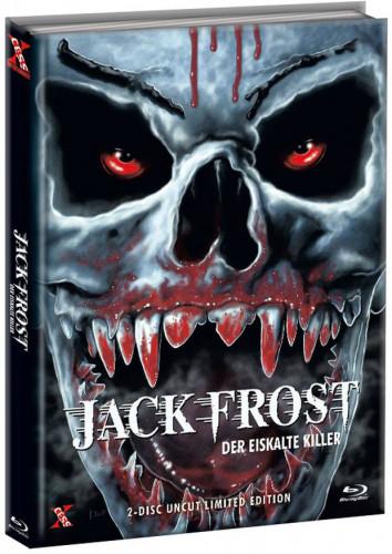 Jack Frost - Der eiskalte Killer - 2-Disc Mediabook - Cover D [Bluray+DVD]