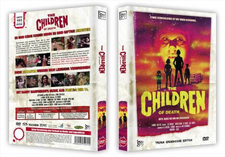 the children of death super limited mediabook cover b tromedition 019 dvd. Black Bedroom Furniture Sets. Home Design Ideas
