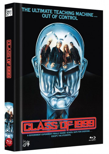 Die Klasse von 1999 - 2-Disc Limited Collector's Edition - Cover D [Blu-ray+DVD]