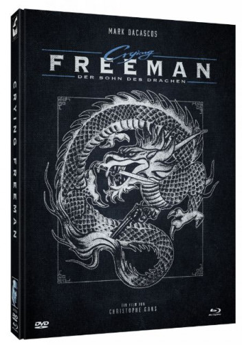 Crying Freeman - 2 Disc Limited Mediabook Edition - Cover A [Blu-ray+DVD]