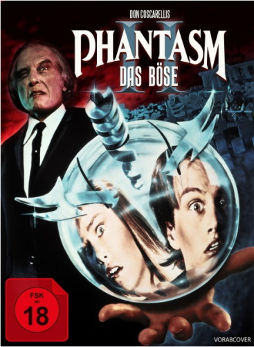Phantasm 2 - Das Böse 2 - 3-Disc Mediabook - Cover B [Blu-ray+DVD]