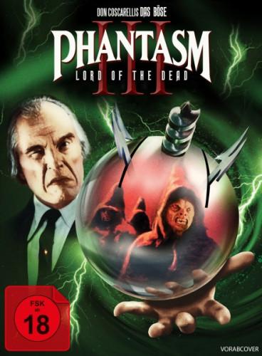Phantasm 3 Das B 246 Se 3 3 Disc Mediabook Cover B Blu