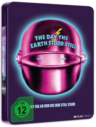 Der Tag An Dem Die Erde Still Stand (Future Pak) [Blu-ray]