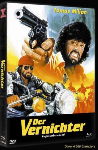 Der Vernichter - Eurocult Collection #019 - Cover A [Blu-ray+DVD]