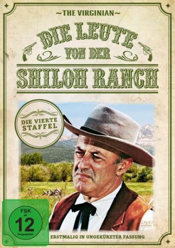 Die Leute Von Der Shiloh Ranch Dvd