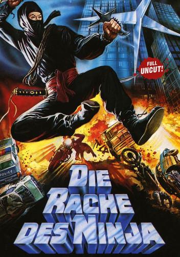 Die Rache Des Ninja Dvd