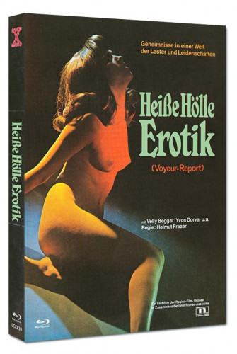 Durch die Hölle - Eurocult Collection #030 - Mediabook - Cover C [Blu-ray+DVD]