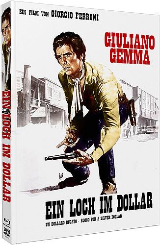 Ein Loch im Dollar - Limited 4-Disc Mediabook [Blu-ray+DVD]