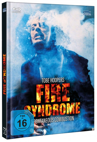 Fire Syndrome - 2-Disc Mediabook - Cover A [Blu-ray+DVD]