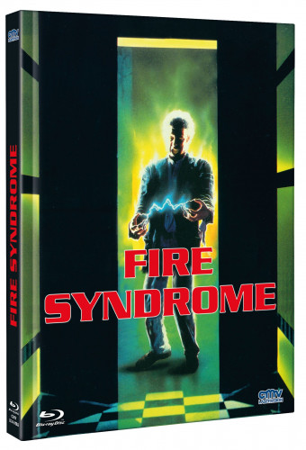 Fire Syndrome - 2-Disc Mediabook - Cover B [Blu-ray+DVD]