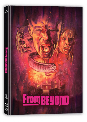 From Beyond - Limited Mediabook Edition [Blu-ray+DVD]