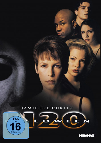 Halloween H20 - Limited 2-Disc Edition - Cover C [Blu-ray+DVD]