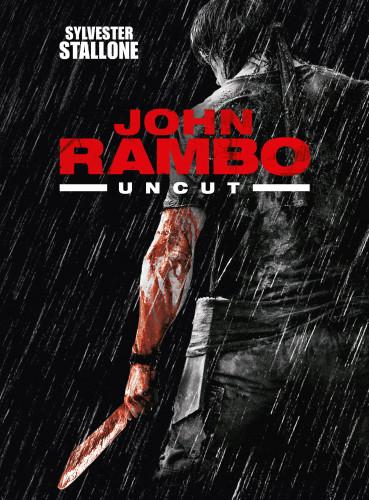 John Rambo 2 Disc Limited Mediabook Blu Ray Dvd