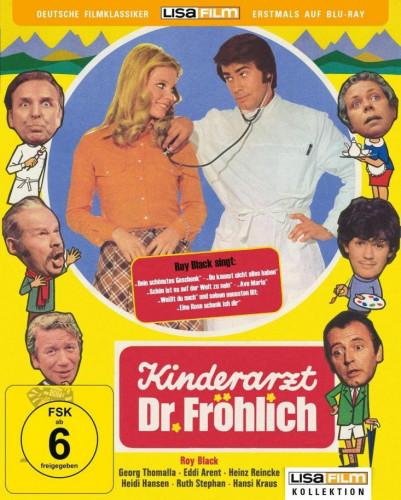 Kinderarzt Dr. Fröhlich Stream