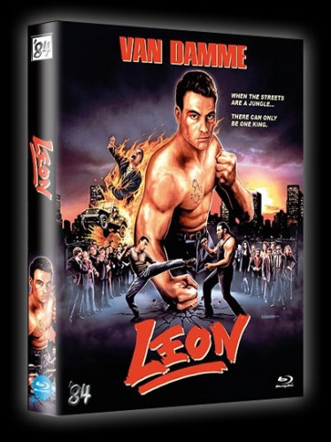 Leon - Blu-ray Single Version - Blu-ray Collector's Edition #025 [Blu-ray]