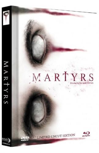Bildergebnis für martyrs 2015 mediabook