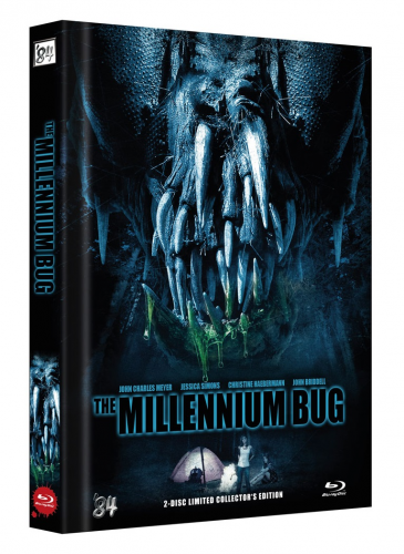 The Millennium Bug - Limited Collectors Edition Mediabook - Cover A [Blu-ray+DVD]
