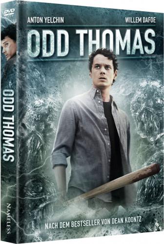 Odd Thomas Limited Mediabook Edition Cover B Blu Ray