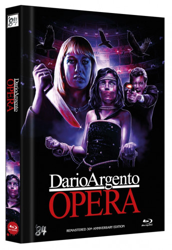 Opera - 4-Disc Remastered 30th Anniversary Edition [Blu-ray+DVD]
