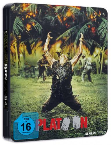 Platoon (Future Pak) [Blu-ray]