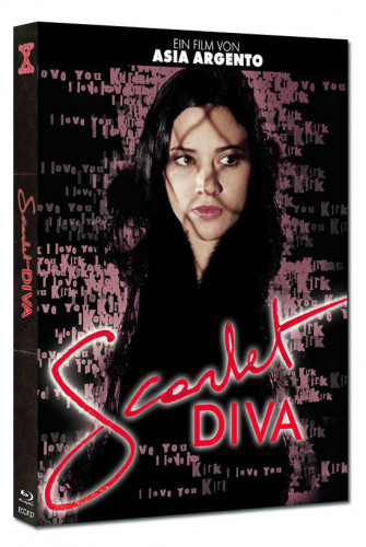Scarlet Diva - Eurocult Collection #037 - Mediabook - Cover B [Blu-ray+DVD]