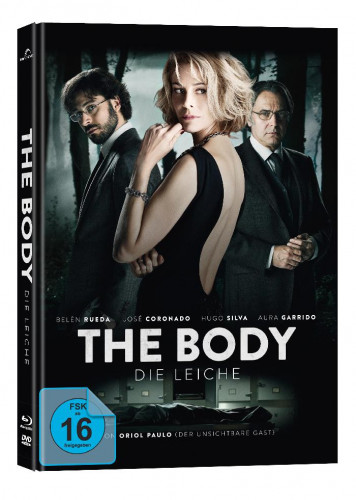 The Body - Limited Mediabook Edition [Blu-ray+DVD]