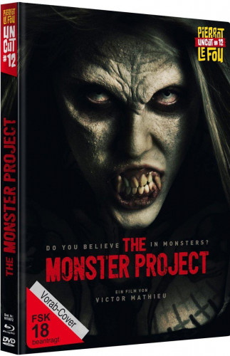 the monster project dvd release date