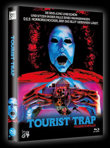 Tourist Trap - Blu-ray Single Version - Blu-ray Collector's Edition #024 [Blu-ray]