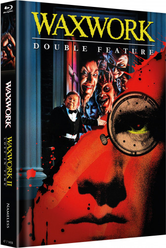 Waxwork 1+2 - Limited Mediabook Edition [Blu-ray]