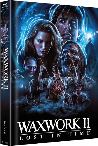 Waxwork 2 - Limited Mediabook Edition - Cover A [Blu-ray]