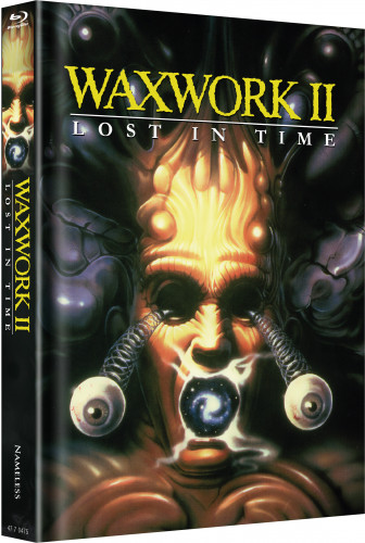Waxwork 2 - Limited Mediabook Edition - Cover B [Blu-ray]