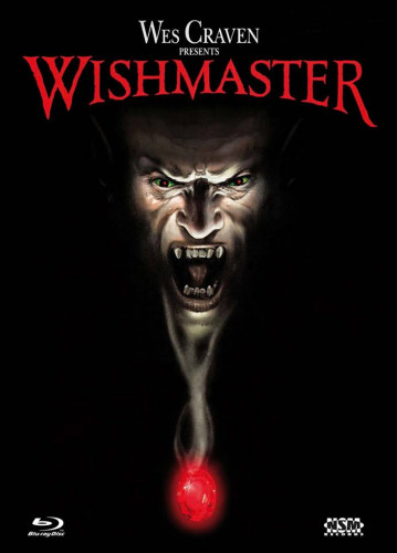 Whishmaster - Limited Collector's Edition - Cover A [Bluray+DVD]