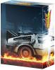 Zurück in die Zukunft - Trilogie Mediabook [Blu-ray+DVD]