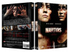 Martyrs (2008) - Limited Mediabook Edition - Cover A [Blu-ray+DVD]